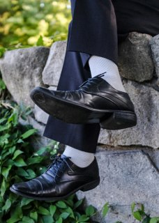<img class='new_mark_img1' src='https://img.shop-pro.jp/img/new/icons14.gif' style='border:none;display:inline;margin:0px;padding:0px;width:auto;' />Ice Cotton Deodorize Long Tabi Socks - Icegray