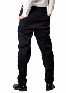 <img class='new_mark_img1' src='https://img.shop-pro.jp/img/new/icons14.gif' style='border:none;display:inline;margin:0px;padding:0px;width:auto;' />Zero Water-repellent Easy Trousers - Black