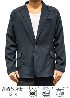 <img class='new_mark_img1' src='https://img.shop-pro.jp/img/new/icons14.gif' style='border:none;display:inline;margin:0px;padding:0px;width:auto;' />Zero Water-repellent Unconstructed Jacket - Navy