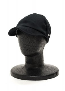 <img class='new_mark_img1' src='https://img.shop-pro.jp/img/new/icons14.gif' style='border:none;display:inline;margin:0px;padding:0px;width:auto;' />Cold Touch Japanesepaper Stretch Knit Cap - Black