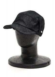 <img class='new_mark_img1' src='https://img.shop-pro.jp/img/new/icons14.gif' style='border:none;display:inline;margin:0px;padding:0px;width:auto;' />Cold Touch Cool Denim Jet Cap - Black