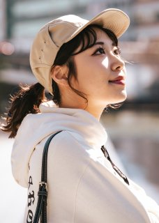 <img class='new_mark_img1' src='https://img.shop-pro.jp/img/new/icons14.gif' style='border:none;display:inline;margin:0px;padding:0px;width:auto;' />Zero Water-repellent Deodorize Camp Cap - Beige
