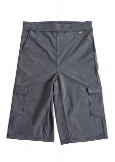 <img class='new_mark_img1' src='https://img.shop-pro.jp/img/new/icons14.gif' style='border:none;display:inline;margin:0px;padding:0px;width:auto;' />Zero Water-repellent Stretch Cropped Pants - Gray