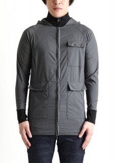 <img class='new_mark_img1' src='https://img.shop-pro.jp/img/new/icons14.gif' style='border:none;display:inline;margin:0px;padding:0px;width:auto;' />Zero Water-repellent Stretch Anorak Light Hoodie - Gray
