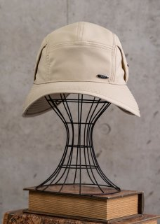 <img class='new_mark_img1' src='https://img.shop-pro.jp/img/new/icons14.gif' style='border:none;display:inline;margin:0px;padding:0px;width:auto;' />Zero Water-repellent Packable Outdoor Hat - Beige
