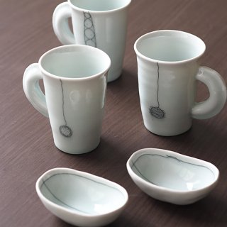 ロングマグカップ(十二ヵ月オリジナル)