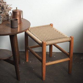 Weaving stool / ウィービングスツール【受注制作品】