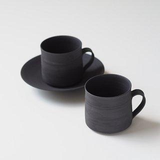 千刻黒  マグカップ