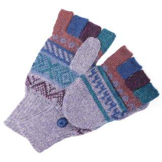 アルパカ ミトン手袋GU AU4173
