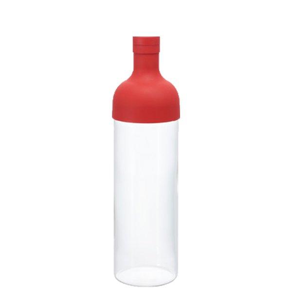 HARIO フィルターインボトル レッド 750ml
