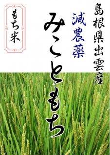 島根県 ミコトモチ 白米5kg