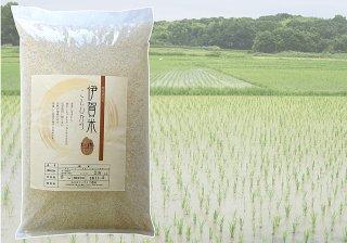 コシヒカリ(伊賀米 特別栽培 5kg)