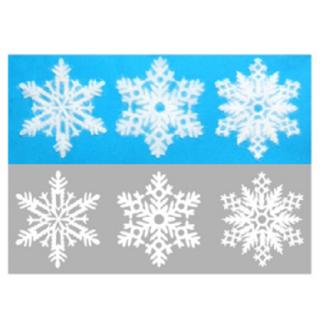 美濃和紙「カミノシゴト」 SNOWFLAKE(Sサイズ)  Japan