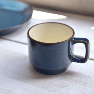 美濃焼 スタッキングマグカップ (北欧ブルー )