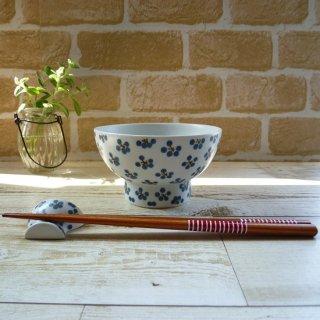 砥部焼 すこし屋 -SUKOSHIYA-  くらわんか茶碗 (青小紋)
