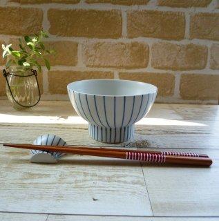 砥部焼 すこし屋 -SUKOSHIYA-  くらわんか茶碗 (青十草)