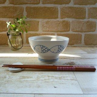 砥部焼 すこし屋 -SUKOSHIYA-  くらわんか茶碗 (さかな)