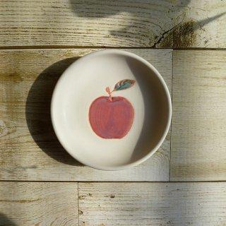 波佐見焼  《菊祥陶器》 豆皿/3寸皿(りんご)