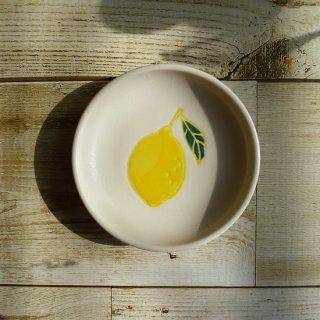 波佐見焼  《菊祥陶器》 豆皿/3寸皿(れもん)