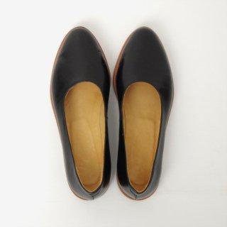 DELMONACO  leather pumps -black-