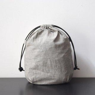 別売り巾着 : kago 2way shoulder S/S