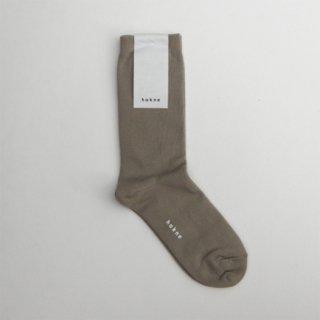Silk Cotton Double-faced Socks