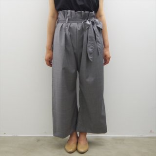 Y&T 「 Holn Pants - gray - 」