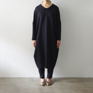 cocoon one-piece - navy -