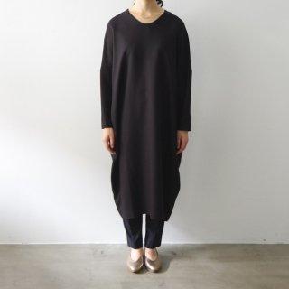 cocoon one-piece - black -