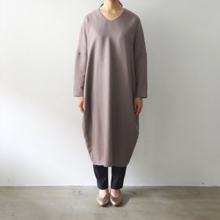 cocoon one-piece - gray -