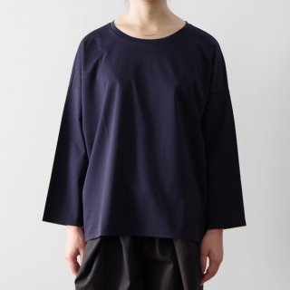 cut and sew  - navy -