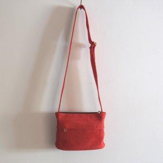 hide pocket shoulder&clutch bag
