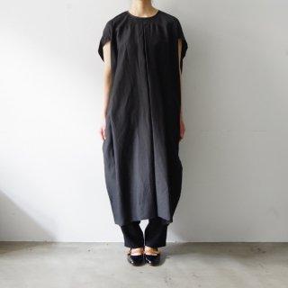 SI-HIRAI 「 SQUARE DRESS - black - 」