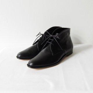 DELMONACO chukka boots -black-