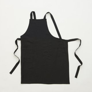 linen × rayon apron