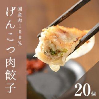 げんこつ肉餃子(20個)