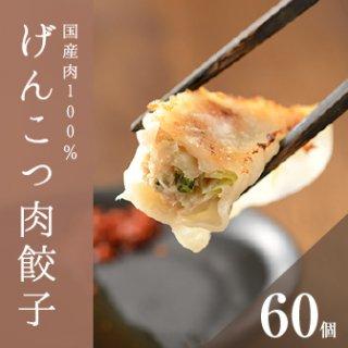 げんこつ肉餃子(60個)
