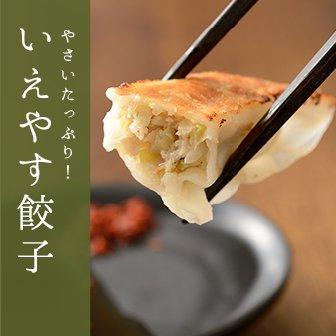【贈答用/送料込】いえやすギフト 餃子3種、海老しゅうまいの詰め合わせセット(チーズ)