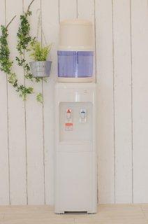 浄水機能付き冷温水機用ディスペンサー15L  上下セット
