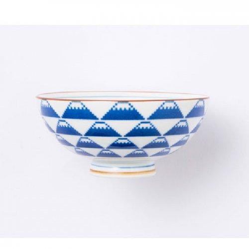 富士山 茶碗