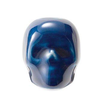 スカル歯ブラシスタンド 紺