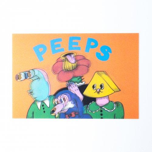 10/20(水)夜8時販売開始 若林 萌 アニメーションポストカード