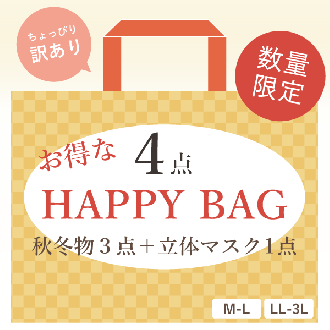 【数量限定/送料無料】 訳ありHappy Bag