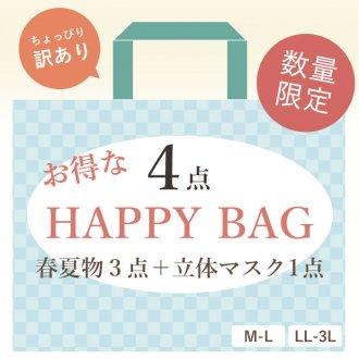 【数量限定/送料無料】 春夏訳ありHappy Bag