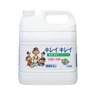 キレイキレイ薬用ハンドソープ 4L 【3個入り】
