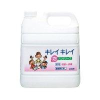 キレイキレイ薬用泡ハンドソープ 4L 【3個入り】