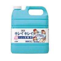 キレイキレイ 薬用泡で出る消毒液 4L 【3個入り】