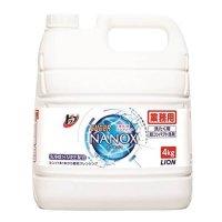 トップSUPER NANOX(スーパーナノックス) 4kg 【3個入り】