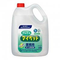 かんたんマイペット 4.5L 【4本入り】