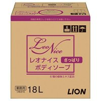レオナイス さっぱりボディソープ 18L 【1箱入り】